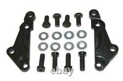 Audi S3 TT Golf MK4 R32 Rear Discs Rotor Upgrade Brake Adapter 2WD BR0036