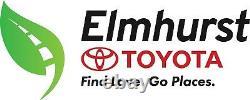 Genuine Oem Toyota 2007-2020 Tundra 2008-2020 Plaquettes De Frein Arrière Et Rotors Sequoia