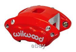 Gm G-body Wilwood Rear Disc Brake Conversion Kit Foré & Slotted Rotors 78-88