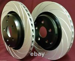 Hsv Ve Clubsport R8 Gts Maloo Complet Brake Package Rotors & Pads Avant + Arrière